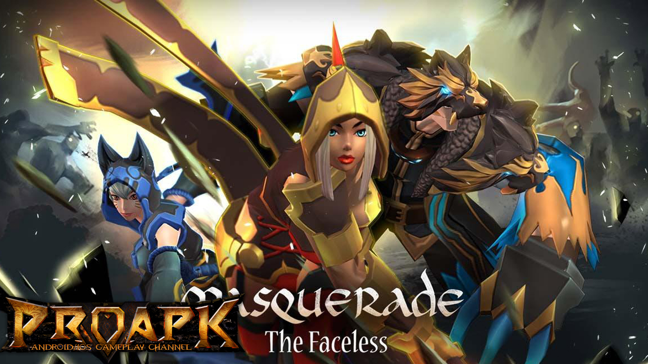 Masquerade: The Faceless