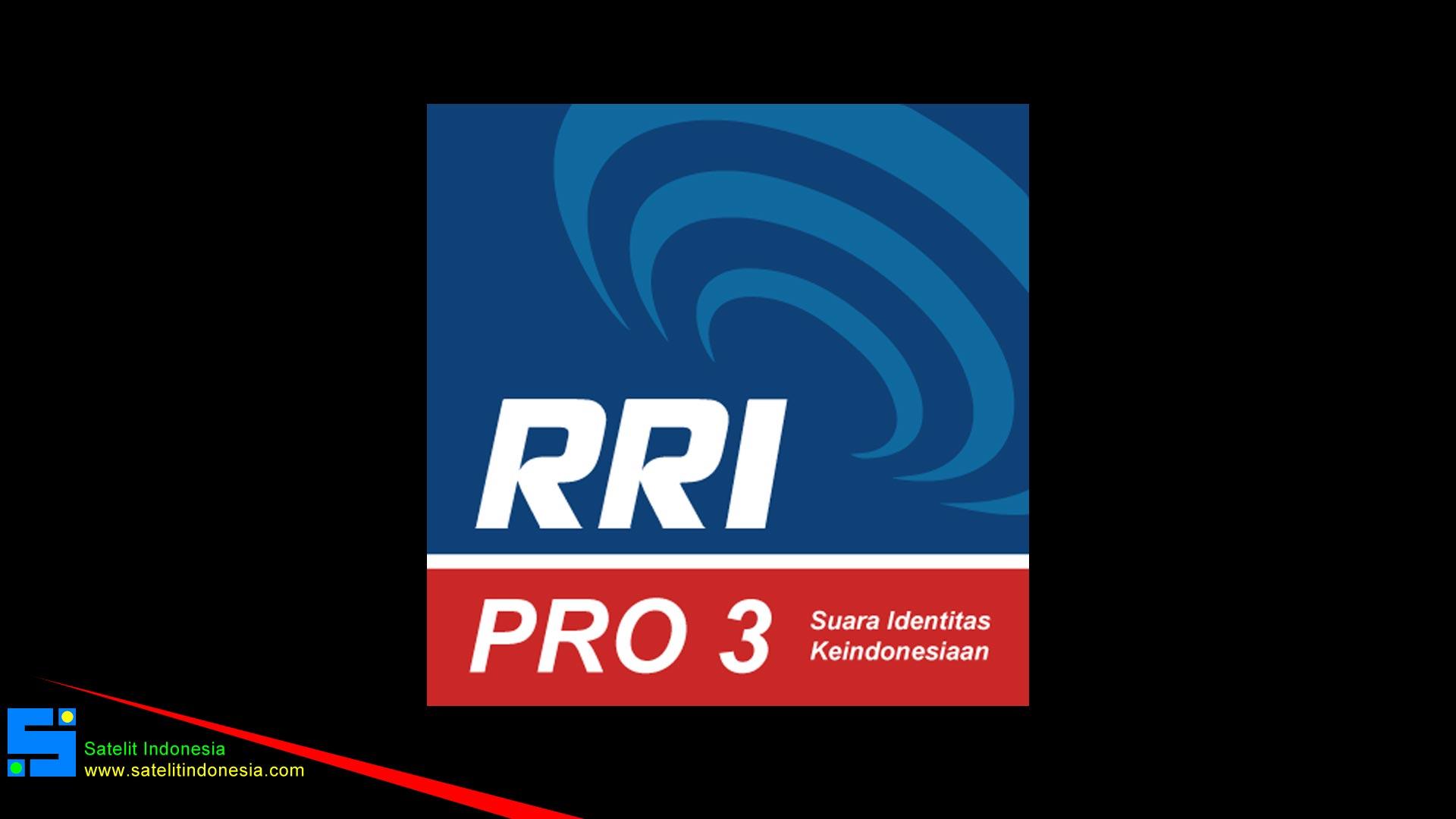 Frekuensi siaran RRI Pro3 Jakarta di satelit Telkom 4 Terbaru