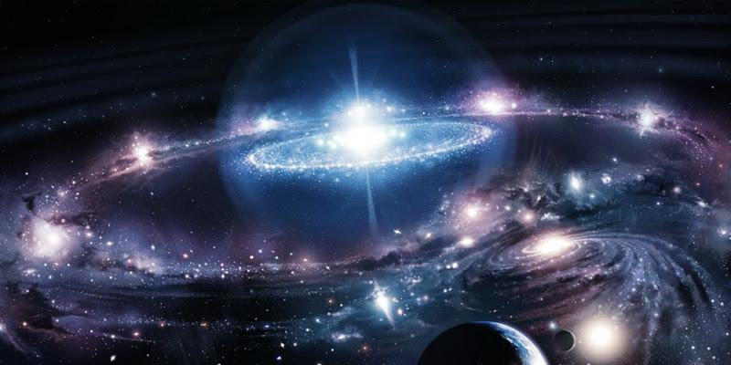 Holografik Alam Semesta pada Sains dan Advaita Vedanta