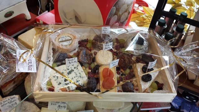fromagerie l'alpage, schaerbeek, plateau de fromages