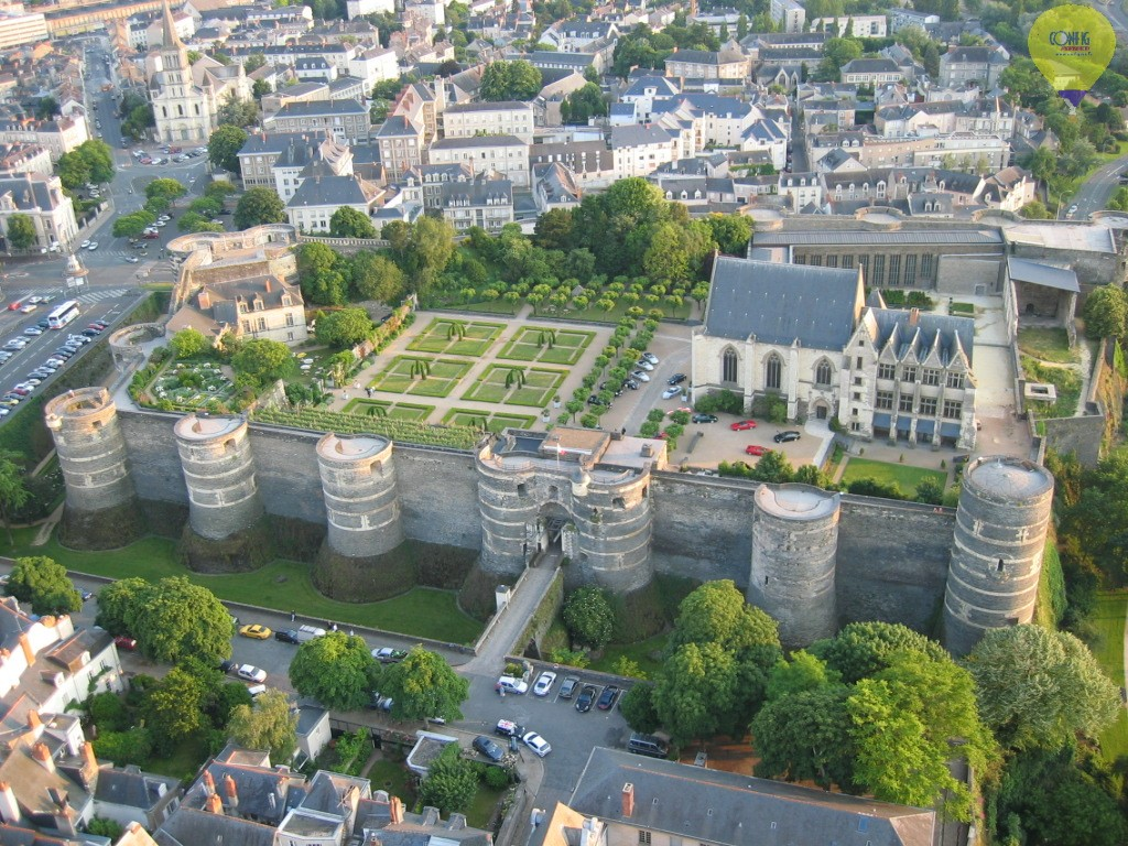 Top World Travel Destinations Angers France