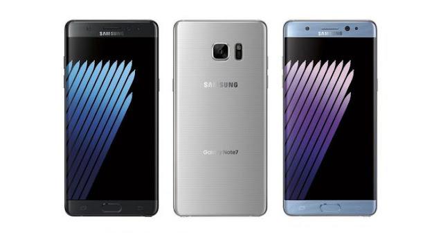 Samsung Galaxy Note 7 Full Spesifikasi dan Harga Terbaru 2016