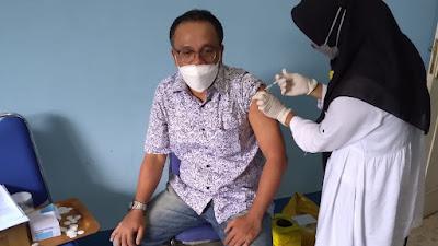 DPW PAN NTB Gelar Vaksinasi Untuk Masyarakat Umum