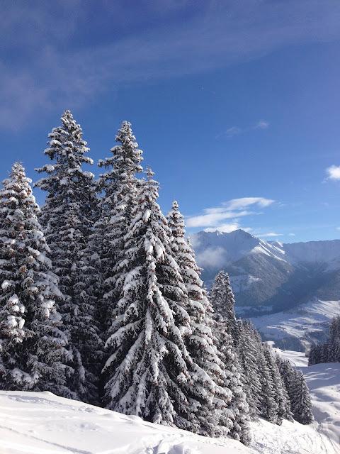 mit Strich und Faden: Vella | Val Lumnezia |WinterWonderLand