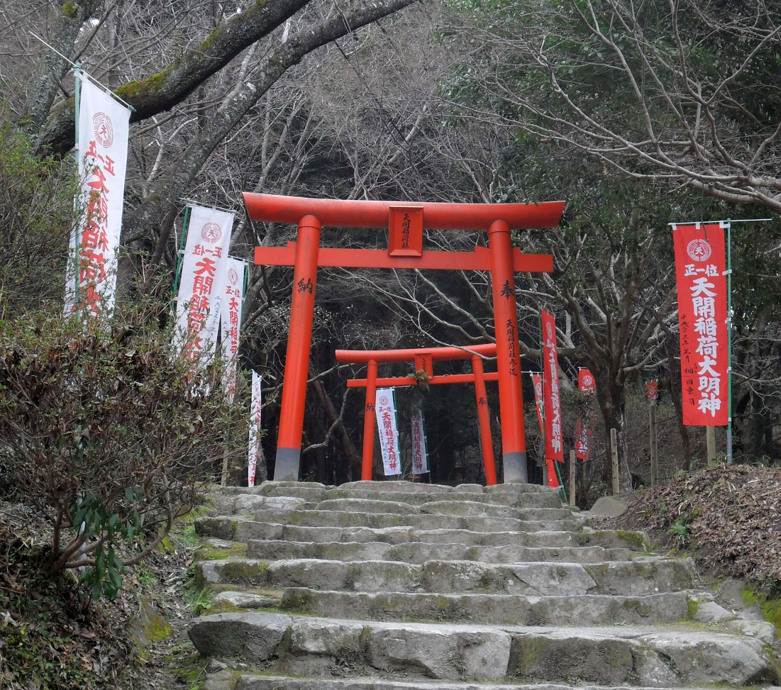 relationship between kami and shrines