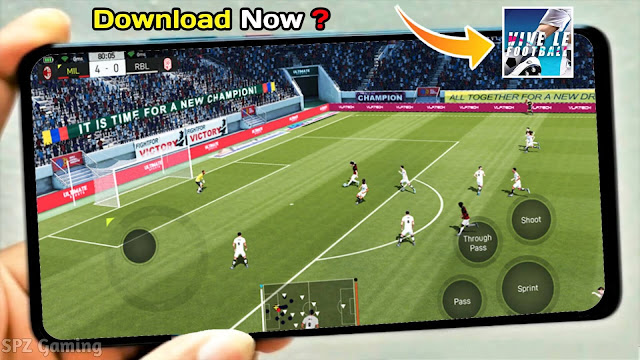 Download Vive Le Football 2021 Android 900 MB Real Faces High Graphics Apk+Obb | VLF 2021