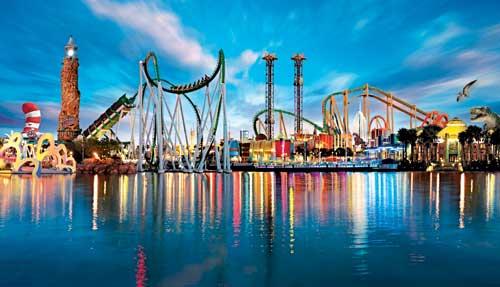 Orlando Parque Islando Of Adventures