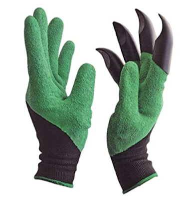 FreshDcart Heavy Duty Garden Farming Gloves to Make Gardening Fun and Hassle free