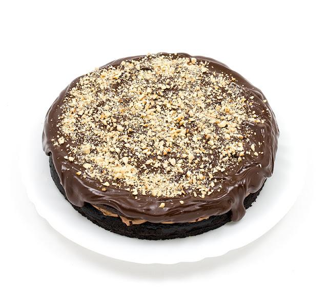 Ferrero rocher tortica recept