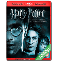 HARRY POTTER – SAGA COMPLETA (2001 – 2011) FULL 1080P HD MKV ESPAÑOL LATINO