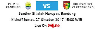Prediksi Persib Bandung vs Mitra Kukar