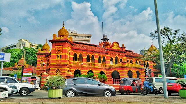 Victoria Memorial Eye and Ear Hospital (Eye Hospital, Colombo)