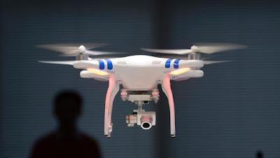 O Estado Islâmico está usando drones convencionais para realizar ataques