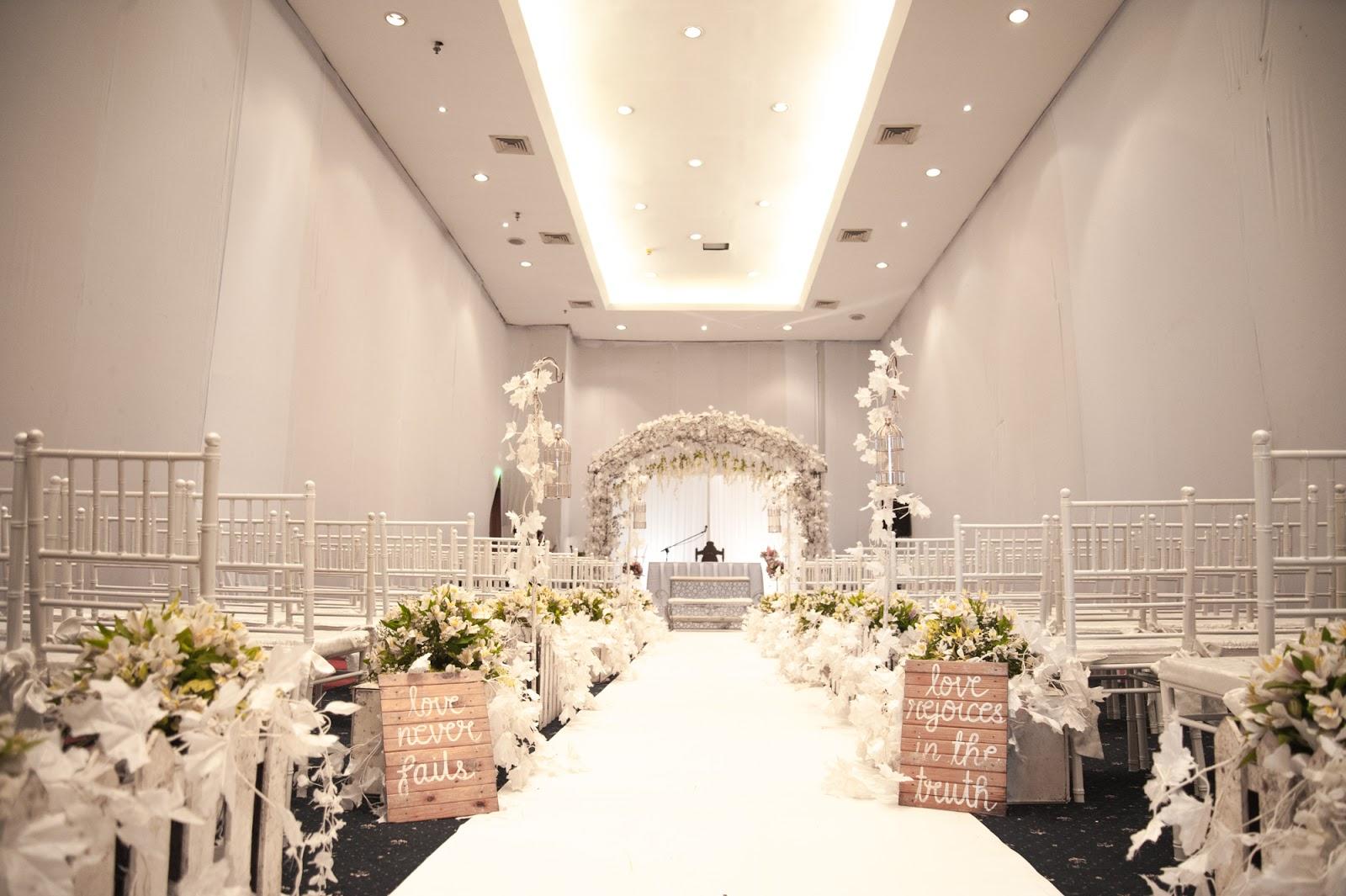 dream wedding ceremony