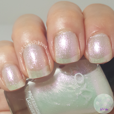 Zoya Petals 2016 - Leia | Kat Stays Polished