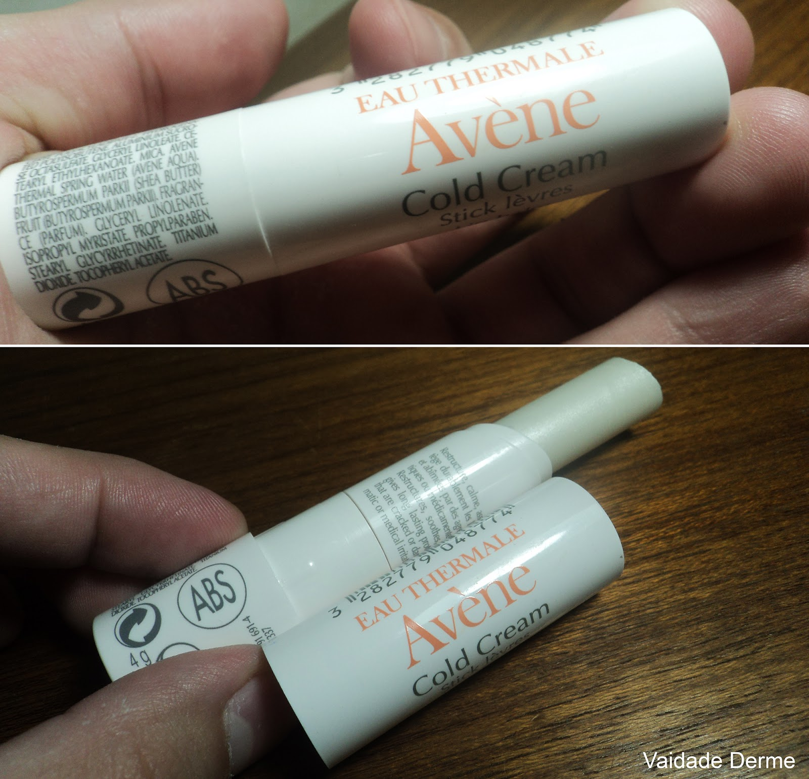 Avène Stick Cold Cream