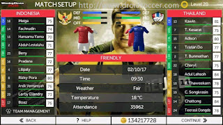 Download FTS Winning Eleven 2018 by Aslan Apk + Data Obb