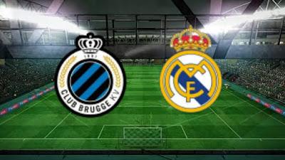 موعد مباراة ريال مدريد وكلوب بروج والقنوات الناقلة 01-10-2019