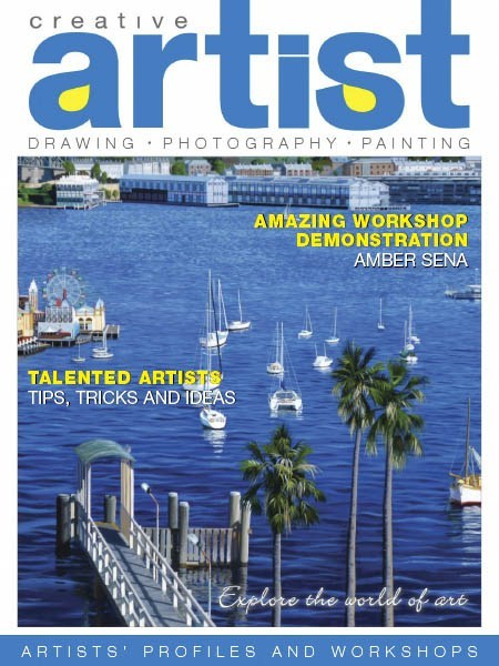 Creative Artist Issue 26 2019 - Here you get how to get ready individual to this Material and you'll likewise be alarmed to new web recordings and live online course occasions, Free Substance and Substantially More. You may get Initially a comprehensible variant or An advanced Adaptation of magazine Through Which You can