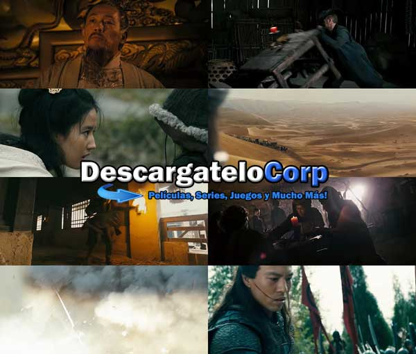 Outcast DVDRip Latino