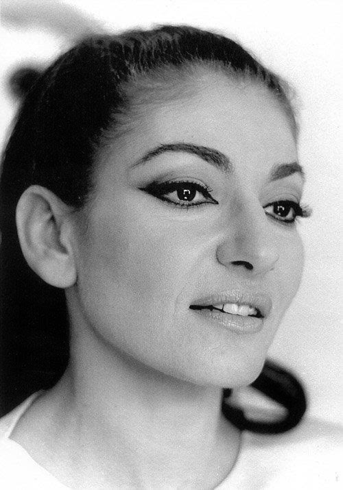 New York Life Day By Day Maria Callas