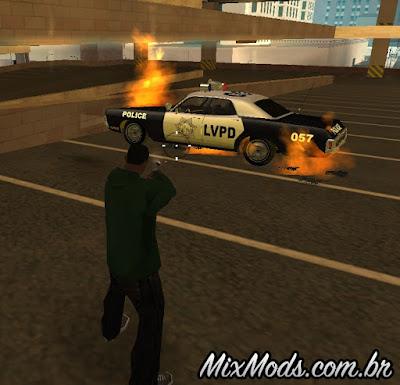 gta mod cleo atear fogo gasolina