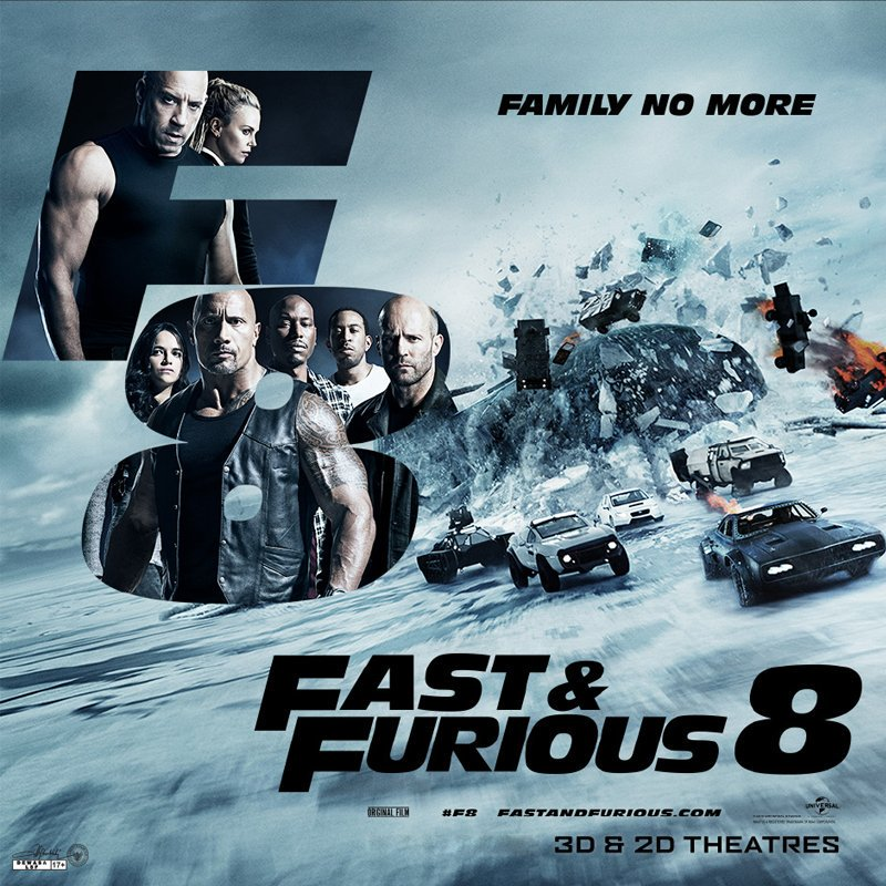 fast & furious 8 full movie