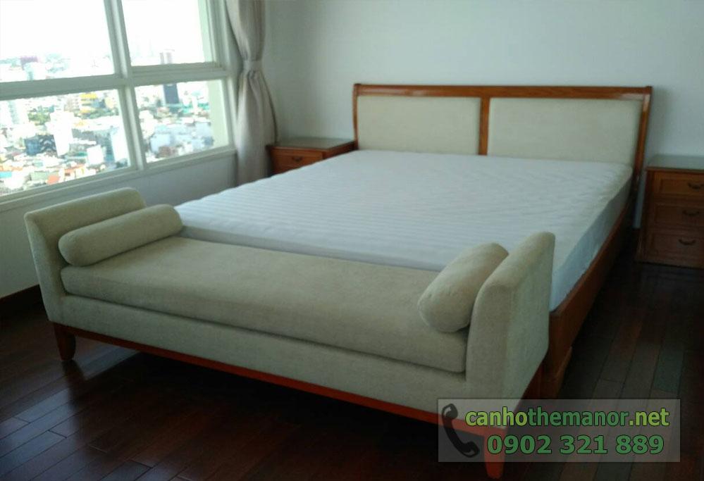 Bán căn hộ The Manor 3 phòng ngủ full nội thất - hình 2