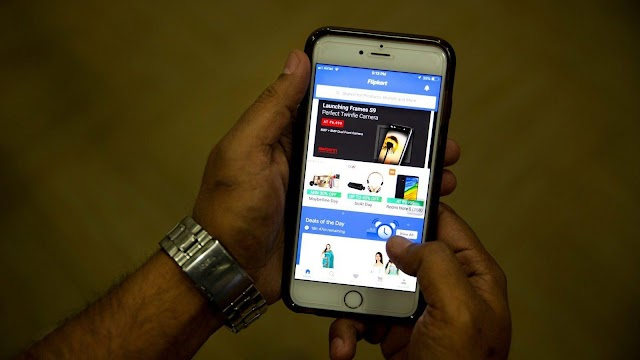 Latest news :Flipkart is taking a second shot at India's second-hand goods market