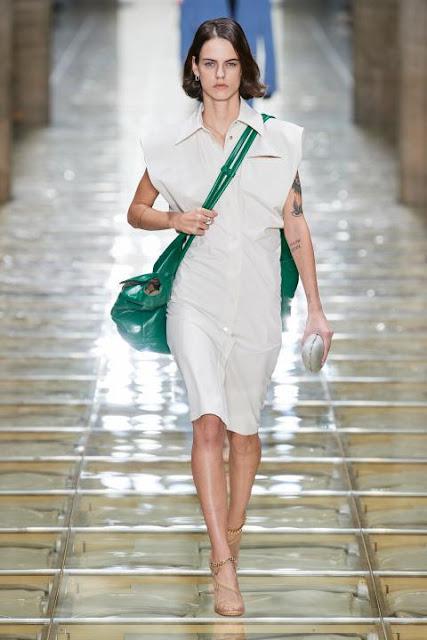 Модное платье весна-лето 2020 14