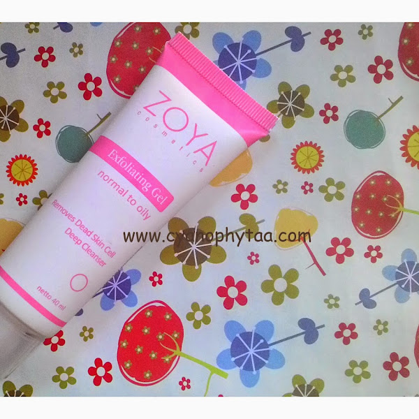 Review: Zoya Exfoliating Gel