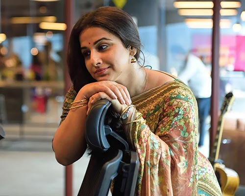 vidya balan Best Indian actress for Gangubai Kathiawadi