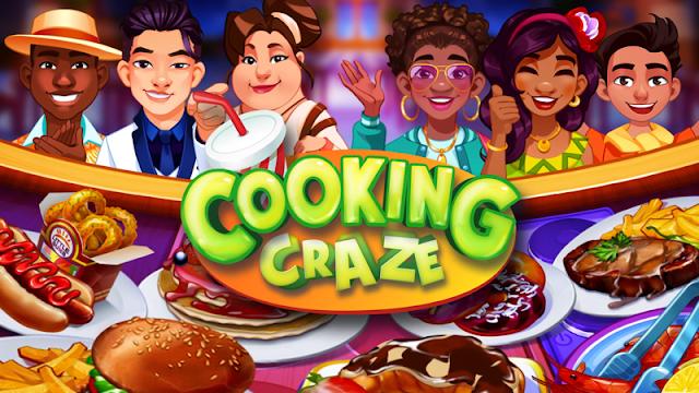 تحميل لعبة Cooking Craze مع جميع مميزاتها بدون قيود