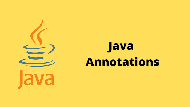HackerRank Java Annotations problem solution