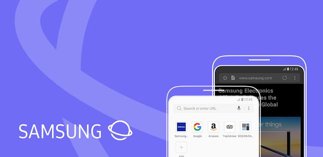 قم بتنزيل Samsung Internet Browser 12.0.1.4 - متصفح الإنترنت من Samsung لنظام الاندرويد beta