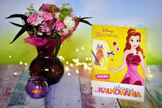 """""""Disney Księżniczka. Ubrania do kalkowania"""" książki dla dzieci #29"""