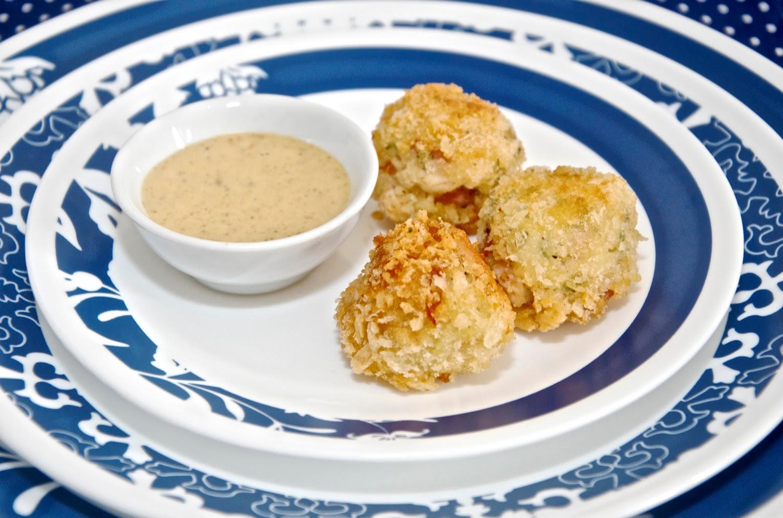 Chicken & Ham Croquettes