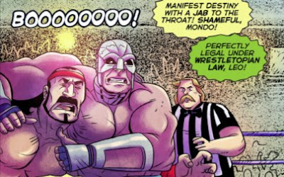 Invasion from Planet Wrestletopia #6: Galact-o-Massacre!