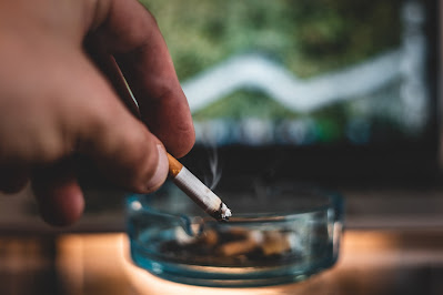 quit smoking for healthy heart