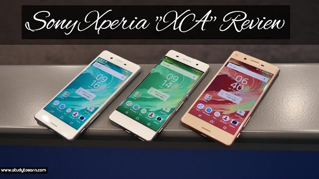 Sony Xperia ''XA'' Review