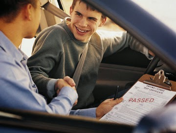 Pass Driving Lesson Test