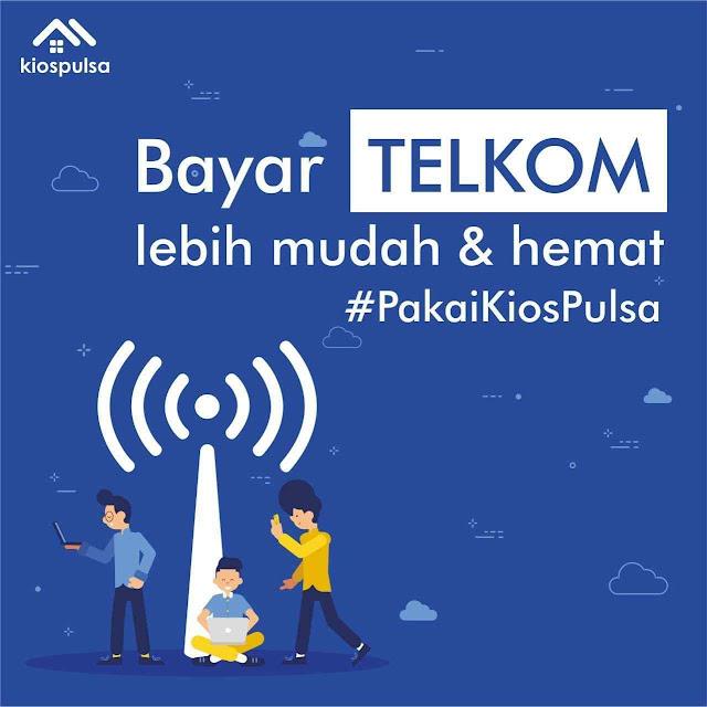Cara Cek & Bayar Tagihan Telkom Group (Kartu Halo) Secara Online