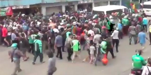 Bikin Kerumunan di Grogol, Jokowi Sengaja Sabotase Jakarta?