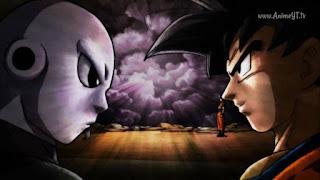 Goku y toopo