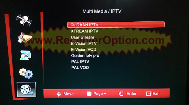 1506TV 512 4M NEW SOFTWARE WITH NASHARE & ECAST OPTION
