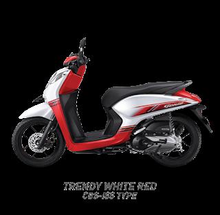 Warna. Fitur, dan Spesifikasi Honda Genio