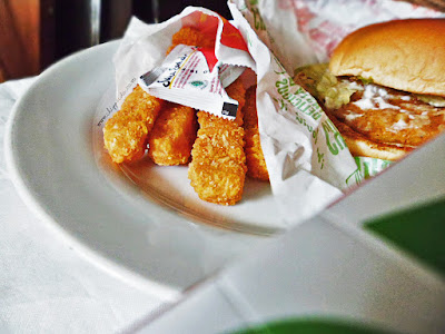 spicy chicken fingers,mcdonalds,mcdonaldsid,indonesia,kuliner indonesia,kuliner surabaya,rungkut mapan surabaya,ayam goreng,fried chicken,mekdi