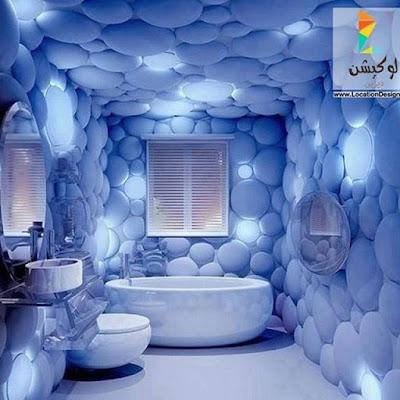 Desain kamar mandi unik