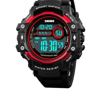 Jam tangan digital skmei