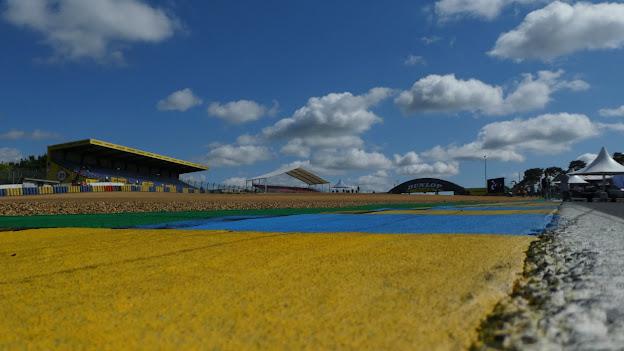 Dunlop at Le Mans